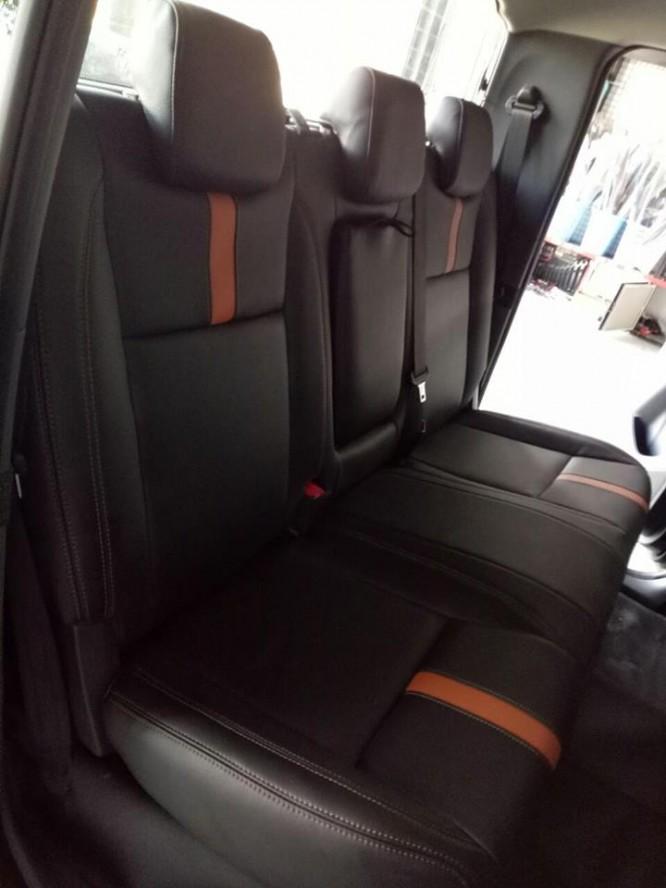 Ghế da xe Ford Ranger 17