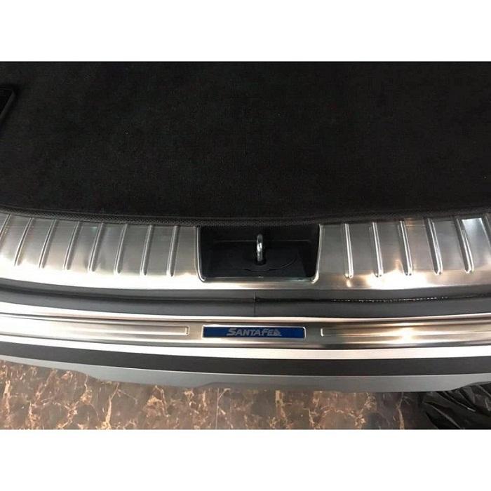 Chống trầy cốp xe Hyundai Santafe 2019